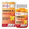 St.Botanica Omega 3 Fish Oil,  60 softgels