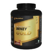 MuscleBlaze Whey Gold,  4.4 lb  Rich Milk Chocolate
