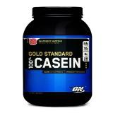 ON (Optimum Nutrition) Gold Standard 100% Casein,  Raspberry Smoothie  2 Lb