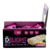 MusclePharm Fitmiss Delight Bar,  12 Piece(s)/Pack  Lemon