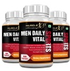 MuscleXP Men Daily Sports MultiVitamin,  90 tablet(s)  Unflavoured (Pack of 3)