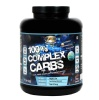 Muscle Epitome 100% Complex Carbs,  5 lb  Deluxe Chocolate
