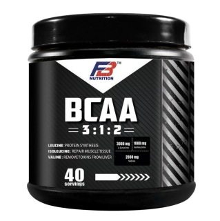 FB Nutrition BCAA 3:1:2,  0.66 lb  Unflavoured