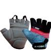 KOBO Gym Gloves (WTG-19),  Grey & Black  XL