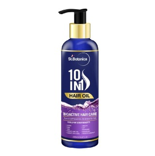 St.Botanica 10 IN 1 Hair Oil,  200 ml  for All Hair Types