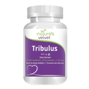 Natures Velvet Tribulus Terristris Pure Extract (500 mg),  60 capsules