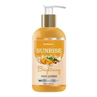 St.Botanica Sunrise Brightning Facial Cleanser,  200 ml  All Skin Type