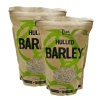 True Elements Hulled Barley Pack of 2 Unflavoured 0.500 kg