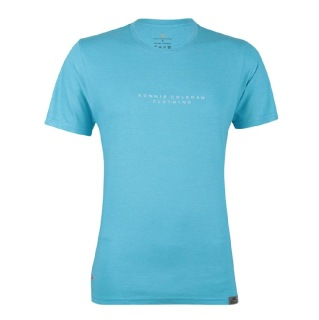 Rocclo T Shirt-5096,  Aqua Blue  Large