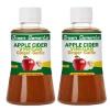 Green Elements Apple Cider Vinegar - Pack of 2 0.250 L Ginger & Garlic