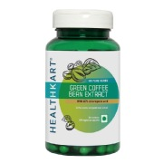 HealthKart Green Coffee Bean Extract,  60 capsules