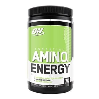 ON (Optimum Nutrition) Essential Amino Energy,  0.6 lb  Green Apple