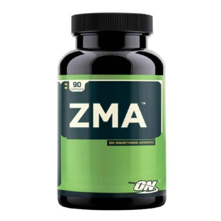 ON (Optimum Nutrition) ZMA,  90 capsules  Unflavoured