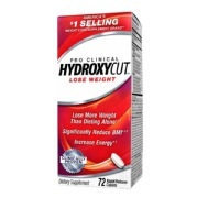 Hydroxycut Lose Weight,  72 caplets  Unflavoured