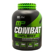 MusclePharm Combat 100% Whey,  5 lb  Vanilla