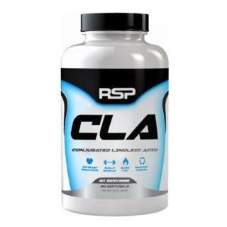 RSP Nutrition CLA,  90 softgels