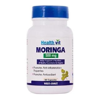 Healthvit Moringa (500 mg),  60 capsules