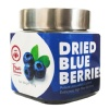 True Elements Dried Blueberries,  Natural  150 g