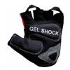 KOBO Gym Gloves (WTG-04),  Red & Black  XL