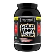 Nutrimed Gold Whey Protein,  2 lb  Banana