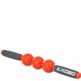 KOBO Balls Massage Roller (AC-57),  Blue & Black