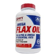 SAN Omega Flax Oil,  200 softgels