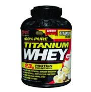 SAN 100% Pure Titanium Whey,  5 lb  Banana Coconut