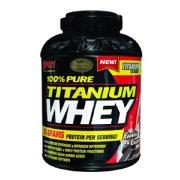 SAN 100% Pure Titanium Whey,  5 lb  Cookies & Cream