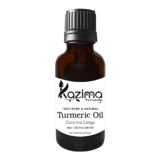 Kazima Turmeric Oil,  30 ml  100% Pure & Natural