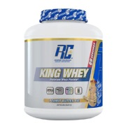 RONNIE COLEMAN King Whey,  5 lb  Cookies & Cream
