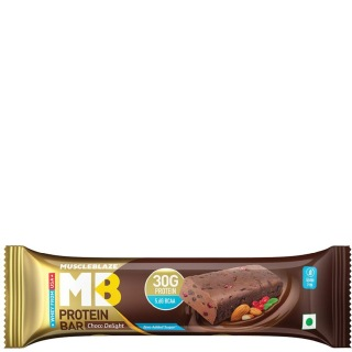 MuscleBlaze Hi-Protein Bar (30g Protein),  1 Piece(s)/Pack  Choco Delight
