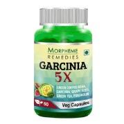 Morpheme Remedies Garcinia 5X,  60 veggie capsule(s)