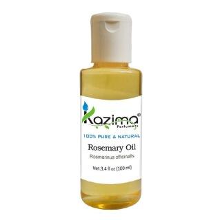 Kazima Rosemary Oil,  100 ml  100% Pure & Natural