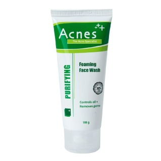 Acnes Purifying Foaming Face Wash 100 g,  2 Piece(s)/Pack  for All Skin Types