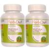 Herbadiet Mucuna Extract - Pack of 2,  60 capsules