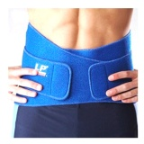 LP Support Sacro Lumbar Support (773),  Blue  Extra Extra Large