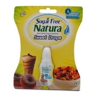 Sugar Free Natura Sweet Drops,  10 g