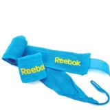 Reebok Vibrant Hand Wraps (pair),  Cyan  3m