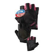 Harbinger Women's Pro Gloves,  Pink  Medium