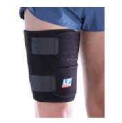 LP Support Thigh Support (755),  Black  One Size Fits All