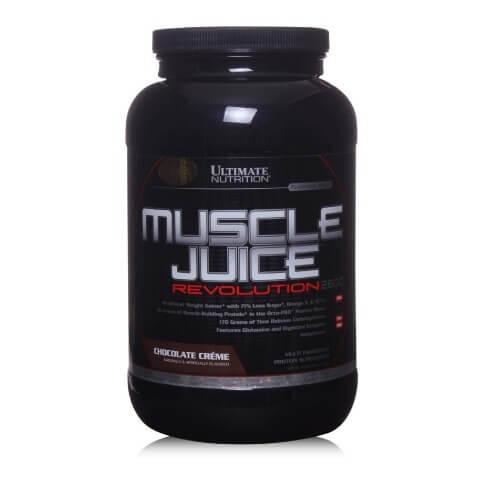 Ultimate Nutrition Muscle Juice  Revolution 2600,  4.69 lb  Chocolate Creme