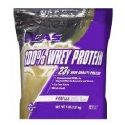 EAS 100% Whey Protein,  Vanilla  5 Lb