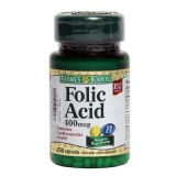 Nature's Bounty Folic Acid,  Unflavoured  250 Tablet(s)