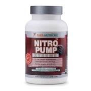 Tara Nutricare Nitro Pump,  Unflavored  60 Capsules