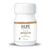 INLIFE Almond Oil,  60 Capsules