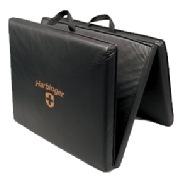 Harbinger Tri-Fold Mat,  Black  2X24X60 In