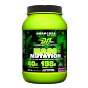 Domin8r Nutrition Mass Mutation,  2 lb  Strawberry