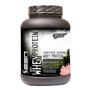 SSN 100% Whey Protein,  5 lb  Strawberry
