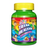 Super Gummy Total Health Calcium + Vitamin D3,  Fruit  60 Piece(s)/Pack