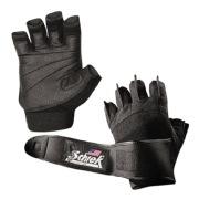 Schiek Platinum Gel Lifting Gloves,  Black  Medium